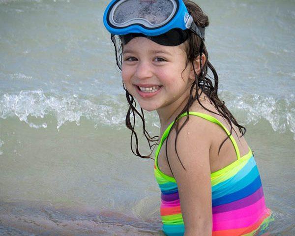 prevenir los ahogamientos de los niños en las playas