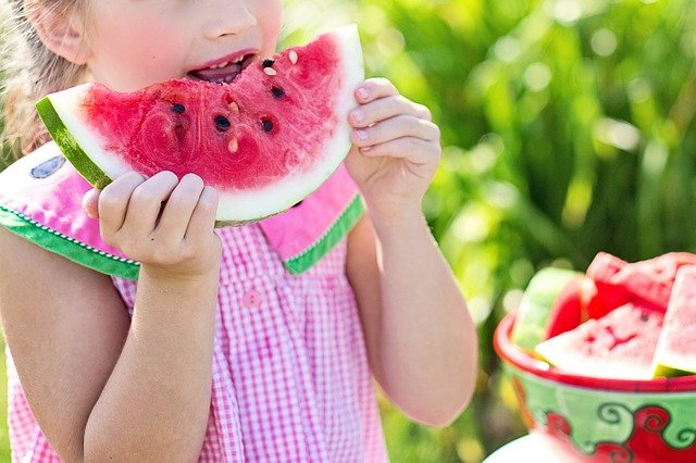 Qué alimentos hacen que el niño se sienta mejor