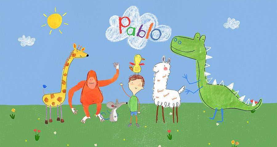 Pablo la primera serie infantil protagonizada por un niño con trastorno del espectro autista